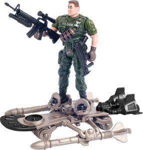 Vojenská sada Hammerhead & Army Jet Skate