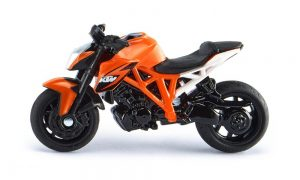 Model motorky - KTM 1290 Super Duke R