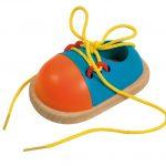 Šnurovacia topánočka