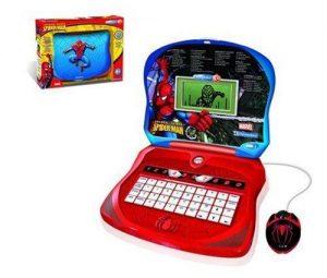 Detský počítač Spiderman