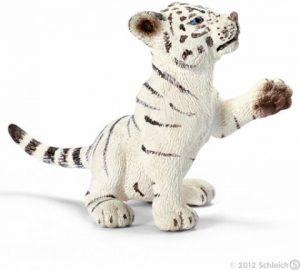 Zvieratko - Biely tigrík