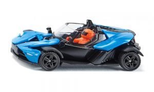Športové auto KTM X-BOW GT