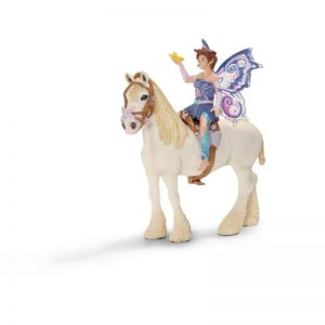 Bayala - elfí jazdecký set a víla Limeya