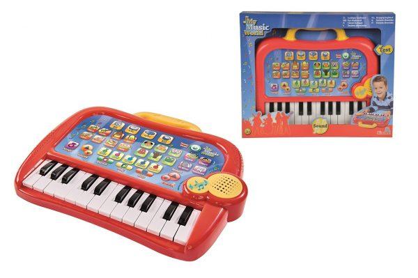 Piano detske elektronicke