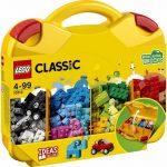 LEGO Classic Kreatívny kufrík