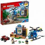 LEGO Juniors Policajná naháňačka v horách