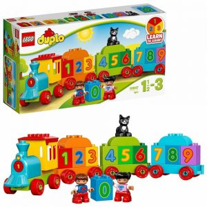LEGO DUPLO Vláčik s číslami