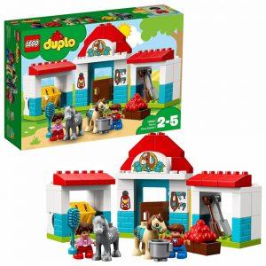 LEGO Duplo Stajne pre poníka