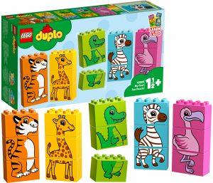 LEGO Duplo Moje prvé zábavné puzzle