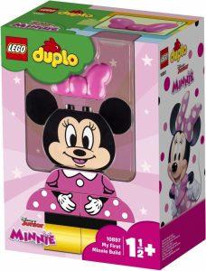 LEGO Duplo Moja prvá stavebnica Minnie