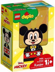 LEGO Duplo Moja prvá stavebnica Mickeyho