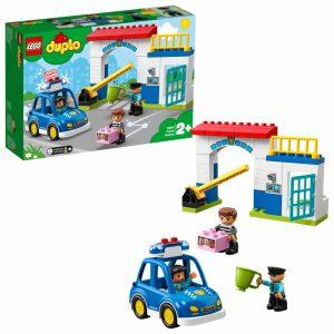 LEGO Duplo Policajná stanica