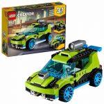 LEGO Creator Pretekárske auto