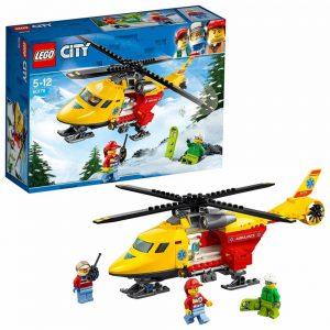 LEGO City Záchranársky vrtuľník