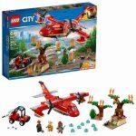 LEGO City Hasičské lietadlo