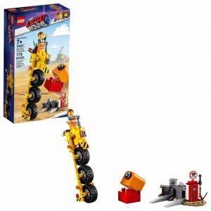 LEGO Emmetova trojkolka