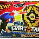 Sada s pištoľou a terčom NERF Dart Tag
