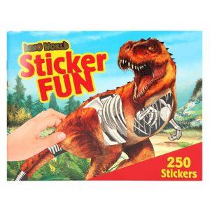 Kreatívny zošit Dino World