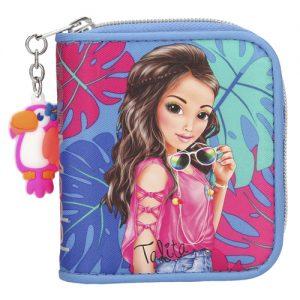Peňaženka Top Model - modrá