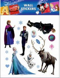 Nálepky - Frozen
