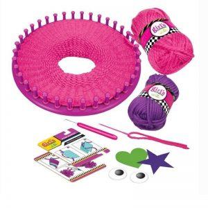 Pletenie čiapky set