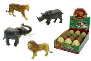 Puzzle 3D Safari