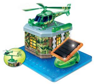 Stavebnica solárna Vrtuľník