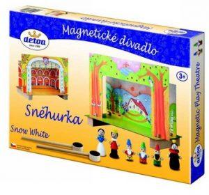 Divadlo magnetické Snehulienka