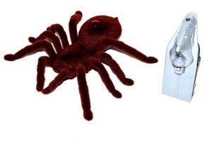 Pavúk 15cm RC - svetelné efekty