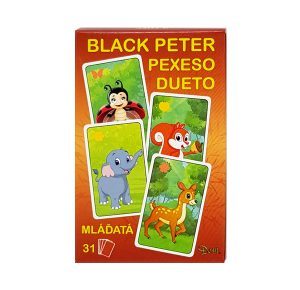 Čierny Peter - MLÁĎAŤÁ