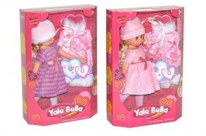 Bábika Bella 30 cm
