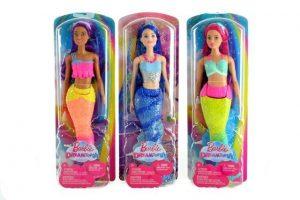 Barbie Dreamtopia - morská panna