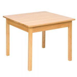 Drevený stôl na hranie Bigjigs Toys