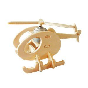 Vrtuľník na solárny pohon RoboTime