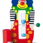 Presýpacie hodiny - klaun