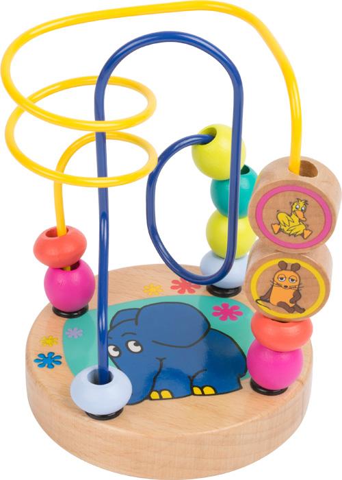 Motorická hračka so slonom