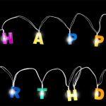 """Sviatiaca reťaz """"Happy birthday"""""""