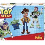 zazehlovacie koralky Hama sada Toy Story