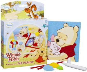 Kreatívna sada Winnie The Pooh Totum
