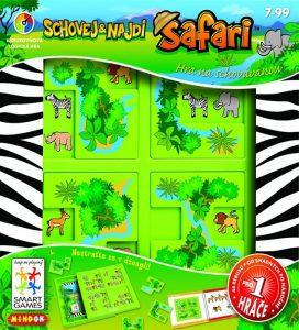 Schovej a nájdi - Safari