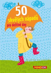 50skvelých nápadov pre daždivé dni