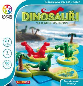 Dinosauri - Tajomné ostrovy (SMART)