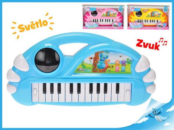 Detske piano elektronicke