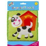 GALT Veľká detská knižka Domov zvieratiek