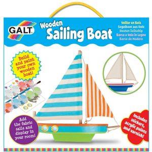 GALT Drevená plachetnica