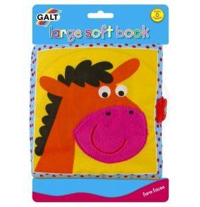 Veľká detská knižka - hlavy zvieratiek 2