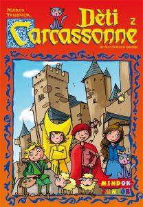 Spoločenská hra Deti z Carcassone Mindok