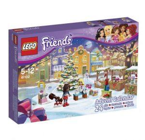 LEGO Friends adventný kalendár