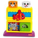 Domčeky s zvieratkami Fisher Price FP858419