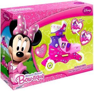 Kolieskové korčule Disney Minnie 2v1